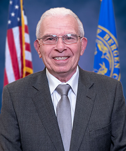 Elmwood Park Mayor Robert Colletti